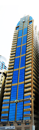 al buhairah insurance tower