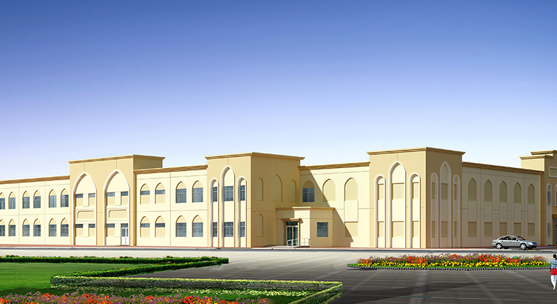 sharjah humanitarian city