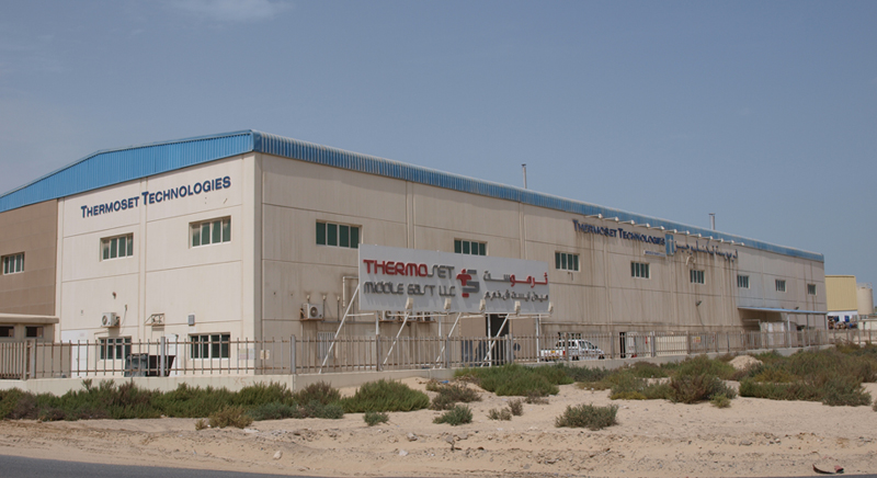 thermoset factory