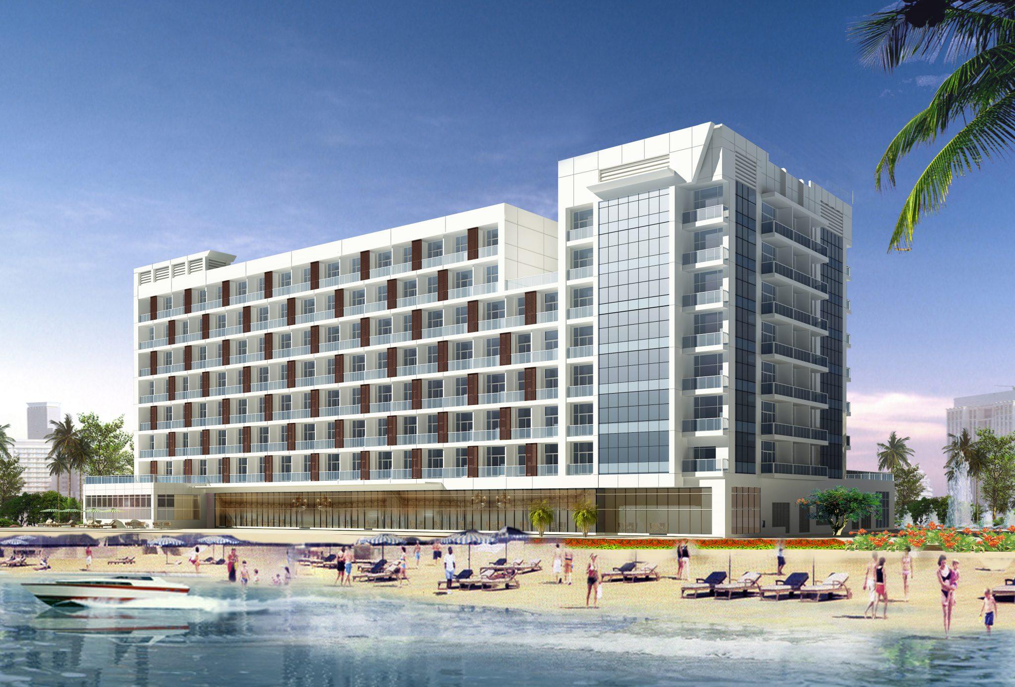 SANTORINI HOTEL- RAS AL KHAIMAH,U.A.E